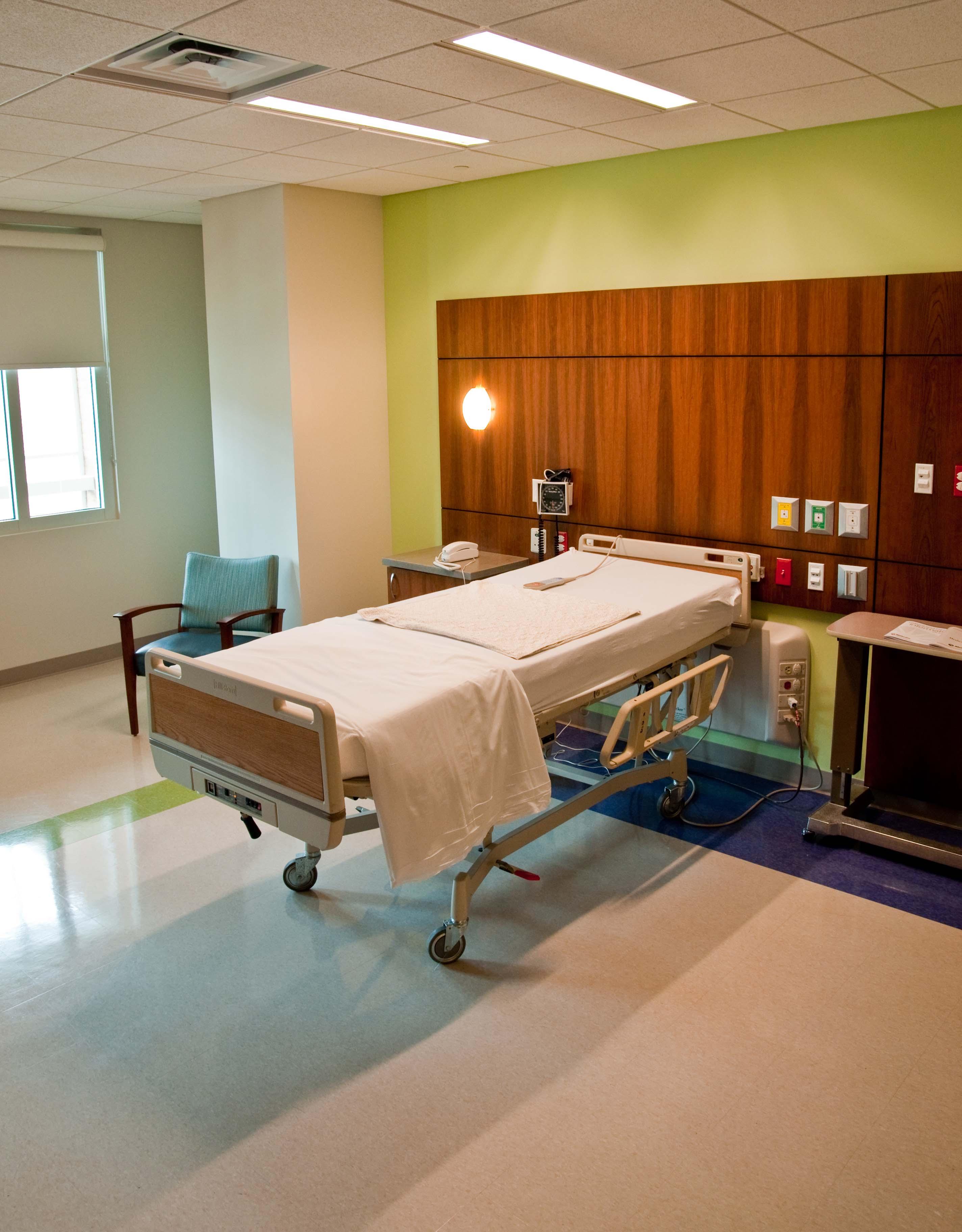 Methodist Germantown Hospital Room