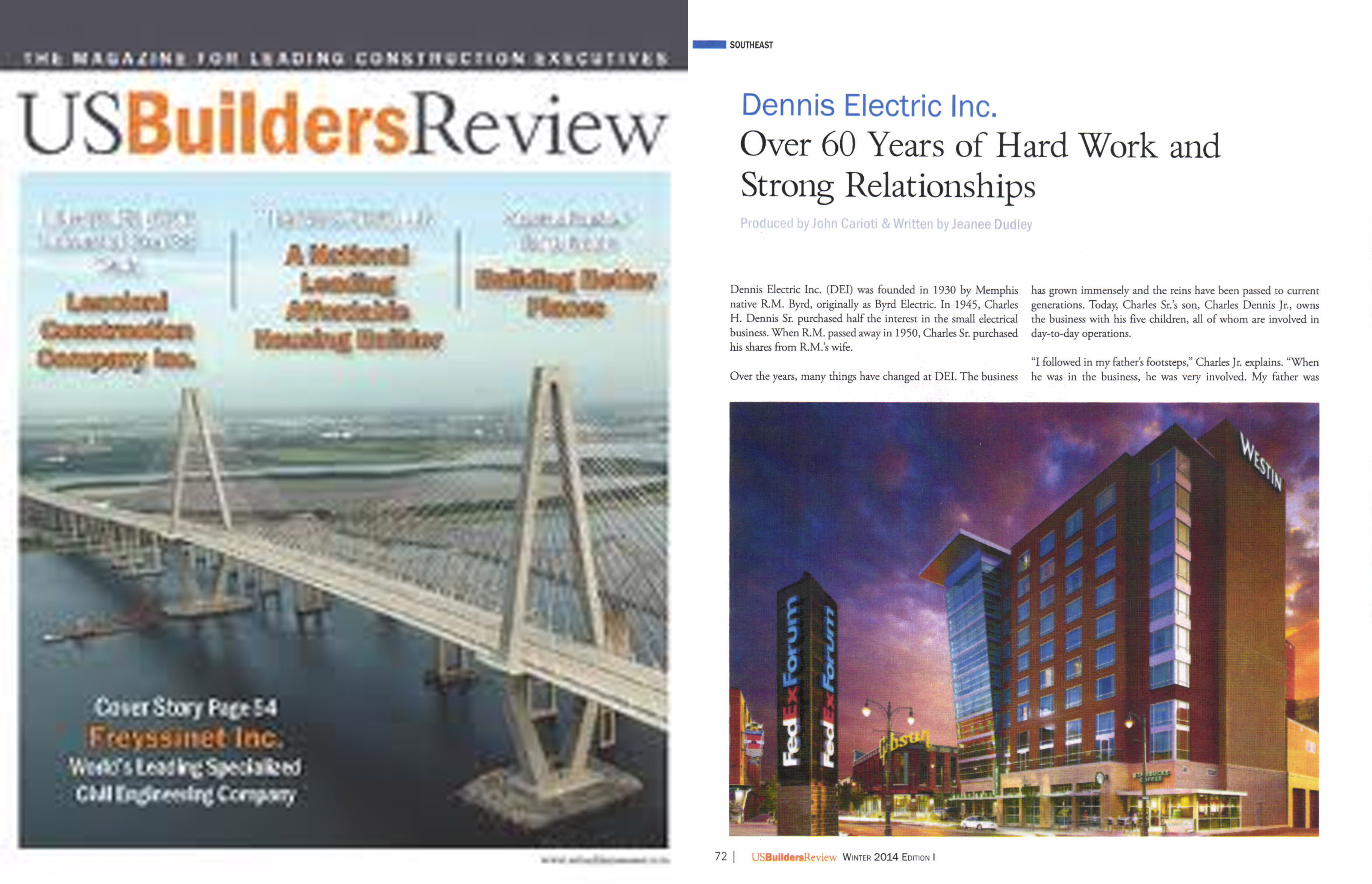 Check Us Out In US Builders Review!